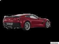 2018 Chevrolet Corvette Coupe Grand Sport 3LT | Photo 2 | Long Beach Red Metallic Tintcoat