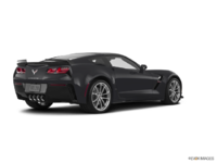 2018 Chevrolet Corvette Coupe Grand Sport 3LT | Photo 2 | Watkins Glen Grey Metallic