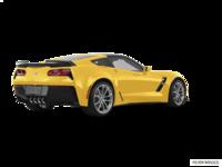 2018 Chevrolet Corvette Coupe Grand Sport 3LT | Photo 2 | Corvette Racing Yellow Tintcoat