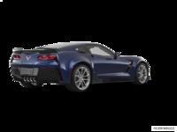 2018 Chevrolet Corvette Coupe Grand Sport 3LT | Photo 2 | Admiral Blue Metallic