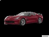 2018 Chevrolet Corvette Coupe Grand Sport 3LT | Photo 3 | Long Beach Red Metallic Tintcoat