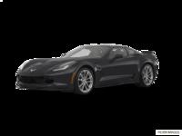 2018 Chevrolet Corvette Coupe Grand Sport 3LT | Photo 3 | Watkins Glen Grey Metallic