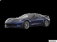 2018 Chevrolet Corvette Coupe Grand Sport 3LT | Photo 3 | Admiral Blue Metallic