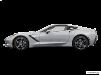 2018 Chevrolet Corvette Coupe Stingray 3LT | Photo 1 | Blade Silver Metallic