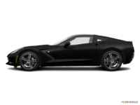 2018 Chevrolet Corvette Coupe Stingray 3LT | Photo 1 | Black