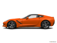 2018 Chevrolet Corvette Coupe Stingray 3LT | Photo 1 | Sebring Orange Tintcoat