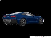 2018 Chevrolet Corvette Coupe Stingray 3LT | Photo 2 | Admiral Blue Metallic
