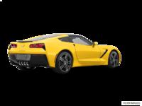 2018 Chevrolet Corvette Coupe Stingray 3LT | Photo 2 | Corvette Racing Yellow Tintcoat