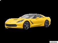 2018 Chevrolet Corvette Coupe Stingray 3LT | Photo 3 | Corvette Racing Yellow Tintcoat