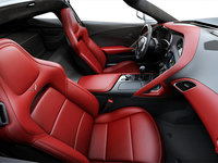 2018 Chevrolet Corvette Coupe Stingray 3LT | Photo 1 | Adrenaline Red GT buckets Perforated Napa leather seating surfaces (705-AQ9)