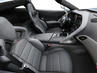 2018 Chevrolet Corvette Coupe Stingray 3LT | Photo 1 | Grey Competition Sport buckets Perforated Mulan leather seating surfaces (145-AE4)