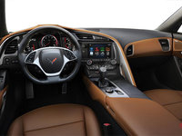 2018 Chevrolet Corvette Coupe Stingray 3LT | Photo 2 | Kalahari Competition Sport buckets Perforated Mulan leather seating surfaces (345-AE4)