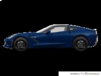 2018 Chevrolet Corvette Coupe Stingray Z51 1LT | Photo 1 | Admiral Blue Metallic