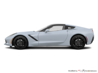 2018 Chevrolet Corvette Coupe Stingray Z51 1LT | Photo 1 | Ceramic Matrix Grey Metallic