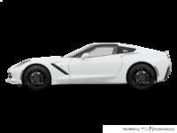 2018 Chevrolet Corvette Coupe Stingray Z51 1LT | Photo 1 | Arctic White