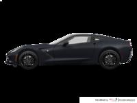 2018 Chevrolet Corvette Coupe Stingray Z51 1LT | Photo 1 | Watkins Glen Grey Metallic