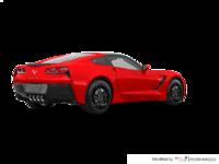 2018 Chevrolet Corvette Coupe Stingray Z51 1LT | Photo 2 | Torch Red