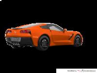 2018 Chevrolet Corvette Coupe Stingray Z51 1LT | Photo 2 | Sebring Orange Tintcoat