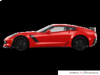 2018 Chevrolet Corvette Coupe Z06 1LZ   Photo 1   Torch Red