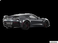 2018 Chevrolet Corvette Coupe Z06 1LZ   Photo 2   Watkins Glen Grey Metallic