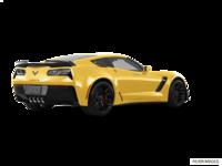 2018 Chevrolet Corvette Coupe Z06 1LZ   Photo 2   Corvette Racing Yellow Tintcoat