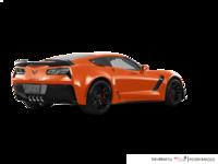 2018 Chevrolet Corvette Coupe Z06 1LZ   Photo 2   Sebring Orange Tintcoat