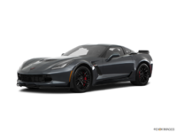2018 Chevrolet Corvette Coupe Z06 1LZ   Photo 3   Watkins Glen Grey Metallic