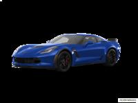 2018 Chevrolet Corvette Coupe Z06 1LZ   Photo 3   Admiral Blue Metallic