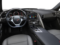 2018 Chevrolet Corvette Coupe Z06 1LZ   Photo 3   Grey GT buckets Perforated Mulan leather seating surfaces (141-AQ9)