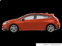 2018 Chevrolet Cruze Hatchback - Diesel LT | Photo 1 | Crush