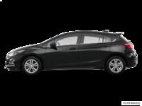2018 Chevrolet Cruze Hatchback LT | Photo 1 | Black