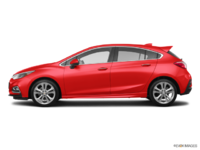 2018 Chevrolet Cruze Hatchback PREMIER | Photo 1 | Red Hot
