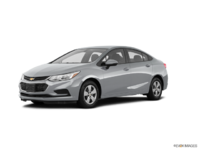 2018 Chevrolet Cruze L | Photo 3 | Silver Ice Metallic