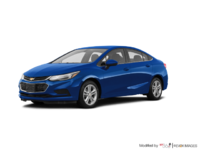 2018 Chevrolet Cruze LT | Photo 3 | Kinetic Blue Metallic