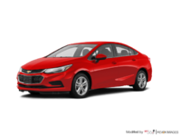 2018 Chevrolet Cruze LT | Photo 3 | Cajun red tintcoat