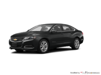 2018 Chevrolet Impala 1LT | Photo 3 | Nightfall Grey Metallic