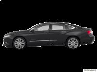 2018 Chevrolet Impala 2LZ | Photo 1 | Nightfall Grey Metallic