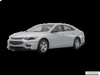 2018 Chevrolet Malibu LS | Photo 3 | Silver Ice Metallic
