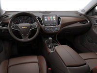2018 Chevrolet Malibu LT | Photo 3 | Dark Atmosphere/Loft Brown Leather
