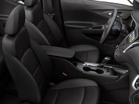 2018 Chevrolet Malibu LT | Photo 1 | Jet Black Leather