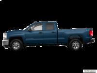 2018 Chevrolet Silverado 1500 LS   Photo 1   Deep Ocean Blue Metallic