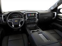 2018 Chevrolet Silverado 1500 LT 1LT   Photo 3   Jet Black Bucket seats Cloth (A95-H0U)