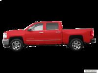 2018 Chevrolet Silverado 1500 LTZ 1LZ   Photo 1   Red Hot