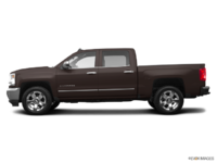 2018 Chevrolet Silverado 1500 LTZ 1LZ   Photo 1   Havana metallic