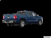 2018 Chevrolet Silverado 1500 LTZ 1LZ   Photo 2   Deep Ocean Blue Metallic