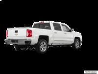 2018 Chevrolet Silverado 1500 LTZ 1LZ   Photo 2   Summit White
