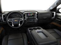 2018 Chevrolet Silverado 1500 LTZ 1LZ   Photo 3   Jet Black Leather (B3F-H2U)