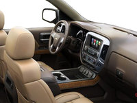 2018 Chevrolet Silverado 1500 LTZ 1LZ   Photo 1   Cocoa/Dune Bucket seats Perforated Leather  (AN3-H3A)