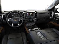 2018 Chevrolet Silverado 1500 LTZ 1LZ   Photo 3   Jet Black Bucket seats Leather (AN3-H2U)