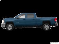 2018 Chevrolet Silverado 2500HD LT | Photo 1 | Deep Ocean Blue Metallic